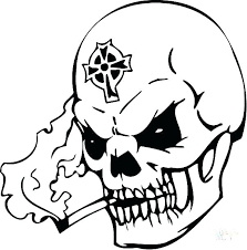 Day Of Dead Skull Coloring Page Day Of The Dead Coloring Sheets