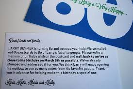 Milestone Birthday Idea Birthday Postcards For 80th 75th 70th