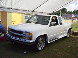 white 1992 Chevrolet 1500 by Mister-Lou on DeviantArt