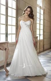 strapless wedding dress bridalblissonline com