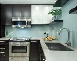 kitchen backsplash glass tile blue. Interior Kitchen Backsplash Glass Tile As Small Mirrored Design Creative Ideas Elegant Island Blue Cheap L