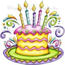 birthday cake clip art. Plain Clip Birthday Cake On Wwwaddictedtorubberstampscom Happy Clip Art  Girls Throughout Art