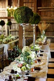 Moss Balls Wedding Decor Mesmerizing How To Incorporate Moss Into Your Wedding Decor 32 Ideas And 32