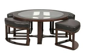 marion cocktail table w stools by ashley furniture
