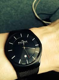 """men s skagen matthies watch 956xltbb watch shop comâ""""¢"""