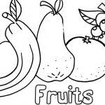 Small Picture fruit and vegetable coloring pages fun Syougitcom