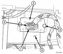 i have a 2005 jeep grand cherokee noticed today that the blower how to test a blower motor with a multimeter at Jeep Blower Resistor Wiring Diagram