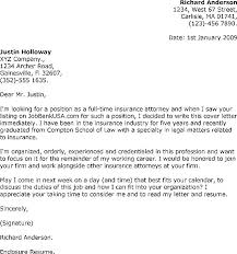Sample Attorney Cover Letters Attorney Cover Letter Sample Cover