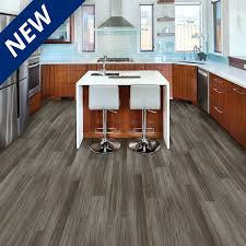 Dove Maple Resilient Vinyl Plank Flooring From TrafficMASTER Allure Is  Great For Use In Basements, Kitchens, Bathrooms And High Traffic Areas.
