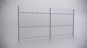 Barbed Wire Fence by RegusMartin on DeviantArt