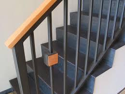 steel stair railing. Grey2 Steel Stair Railing I