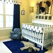 deer themed nursery bedding