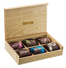 dark ivory signature 6 orted chocolates for fastest delivery of flowers in hyderabad for anniversary