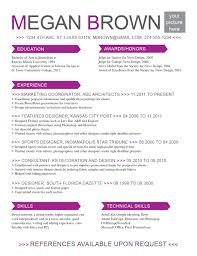 Free Resume Templates 87 Amusing Outline Examples Example For A