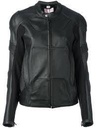 alyx biker jacket 031n black women clothing jackets alyx clothing hbx uk
