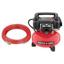 porter cable air compressor 6 gallon. porter-cable 4 gal. portable electric air compressor-c2004-wk - the home depot porter cable compressor 6 gallon i