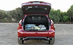 2018 lexus hatchback. simple lexus offering just 184 cubic feet of space the lexus rxu0027s trunk holds a  little more luggage than you might be able to cram into es sedan throughout 2018 lexus hatchback