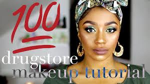 colorful makeup tutorial woc friendly