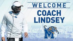 Desmond Lindsey Joins Memphis Football Staff - University of ...