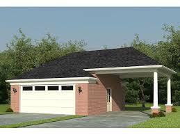pdf diy 2 car garage with carport plans