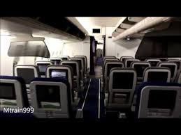 Lufthansa Seating Chart Boeing 747 400 Lufthansa 747 400 Cabin Tour V2 Youtube