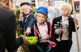 Who are boris johnson's children? British Kids Are Dressing Up As Boris Johnson For Halloween Famous Campaigns