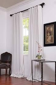 white blackout drapes. Delighful Blackout 14 Wonderful Blackout Curtains In White Photograph Ideas And Drapes R