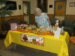 Bake Sale Display Shc Of Putnam County Hosts Fall Bake Sale Signature Healthcare Of