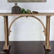 narrow console table. Furniture: Reclaimed Wood Console Table | Wall Mounted Throughout Simple Narrow For L