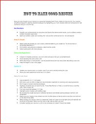 How To Do A Resume For A Job How To Do A Resume For A Job Fresh Elegant How To Do Resume 24