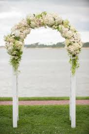 fl wedding arch