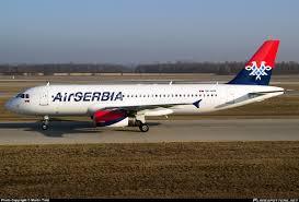 Air Serbia A320-232 IAE Repaint Request - Holgers Liveries - AEROSOFT  COMMUNITY SERVICES