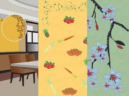Paint Pattern Ideas Unique Inspiration Design