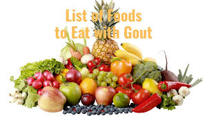 List Of Foods To Eat With Gout High Uric Acid Ayur Times