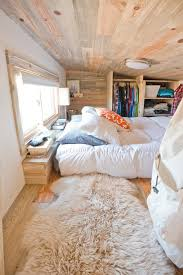 Small Picture Tiny House Loft wSheepskin Contemporary Bedroom San