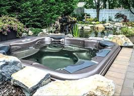 in ground hot tub the tubs backyard ideas kits diy