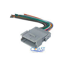 gmc wiring harness car radio wiring harness for select 1998 up chevy gmc 2003 kia toyota hyundai