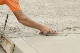you put new concrete over old concrete