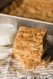 erscotch cookie bars chewy cookie