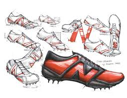 Image Nike New Balance Track Shoe Sketches Drawing Sketches Drawing Ideas Sketching Copic Sketch Pinterest New Balance Track Footwear Industrial Design Sketch Design