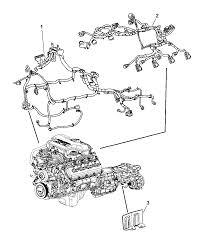 Wiring engine for 2005 dodge durango mopar parts giant 2005 dodge durango sxt 2005 dodge durango electrical wiring