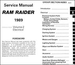 similiar dodge raider specifications keywords 1989 dodge ram 50 specs 1989 dodge ram raider repair shop manual