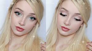 how to look like a disney princess everyday makeup tutorial you