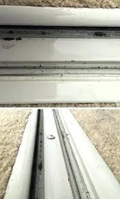 floor tracks wardrobe door runners floor track for a sliding mirror wardrobe door sliding door tracks