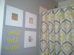yellow superb yellow and gray bathroom wall decor wall art and intended for contemporary household gray bathroom wall decor remodel