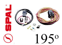 flowkooler water pumps robertshaw thermostats spal fans more 195 degree wire harness relay kit