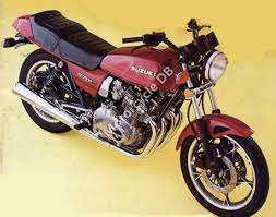 suzuki gs 750 t 1982 specifications