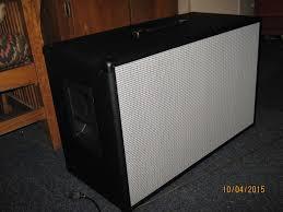 Fender Bandmaster Speaker Cabinet Mid 60s Fender Bassman 2x12 Clone Talkbasscom