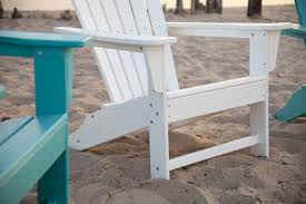 adirondack chairs on beach. Stunning South Beach Recycled Plastic Adirondack Chair Aglfinfo Pics For On Sepia Ideas And Styles Chairs