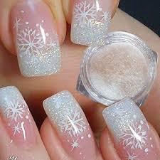 1ks Akrylový Prášek Glitter Powder Glitter Na Nehty Elegantní